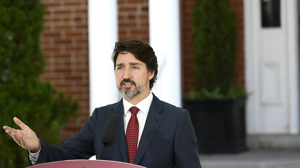 Kanadas Premier Trudeau sagt Treffen mit Trump und López Obrador ab