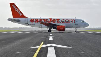 Lyon statt Basel: Easyjet.