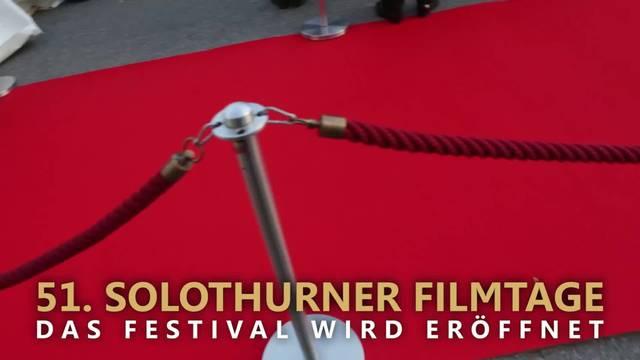 Solothurner Filmtage: Das Festival wird eröffnet