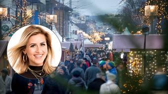 Dara Masi schreibt in ihrer aktuellen Kolumne über Weihnachtsstress.