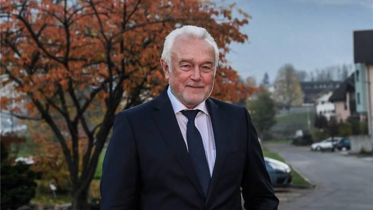 Will die Beziehungen zum Schweizer Freisinn stärken: Der deutsche FDP-Vize Wolfgang Kubicki. Nadia Schärli