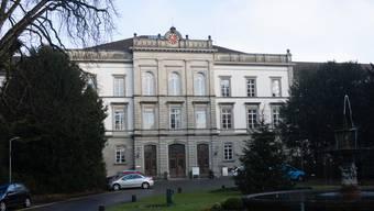 Psychiatrische Klinik Königsfelden: Von hier türmte Karl J..