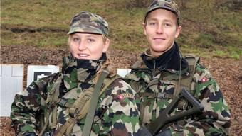 Kathrin und Matthias Stirnemann.