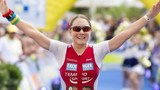 Zweiter Ironman-Titelgewinn für Simone Brändli