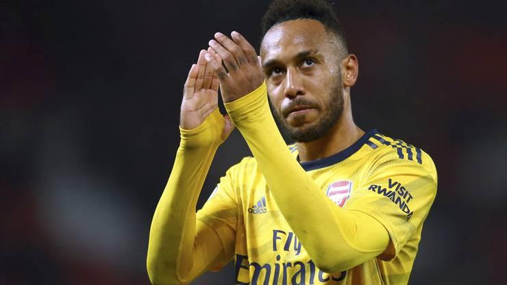 Pierre Emerick Aubameyang: Wird er der Nachfolger von Granit Xhaka als Captain bei Arsenal?