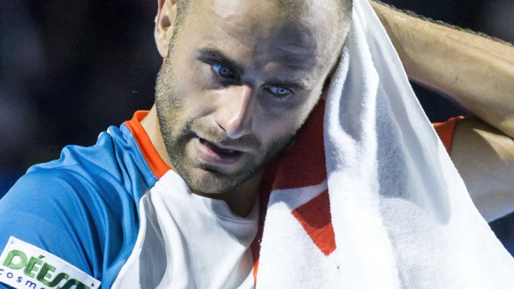 Marius Copil steht in Basel im Final