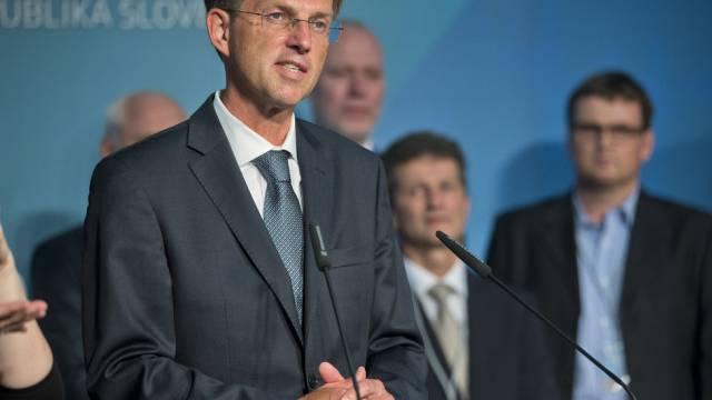Sloweniens Regierungschef Miro Cerar (Archiv)