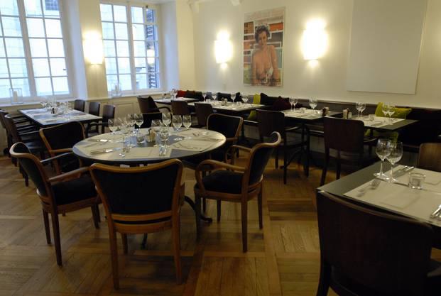 Bereits im Besitz der Genossenschaft: Das Restaurant Baseltor
