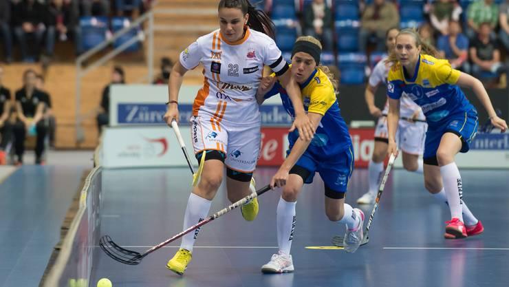 Seraina Ulber ist der MVP der Frauen.