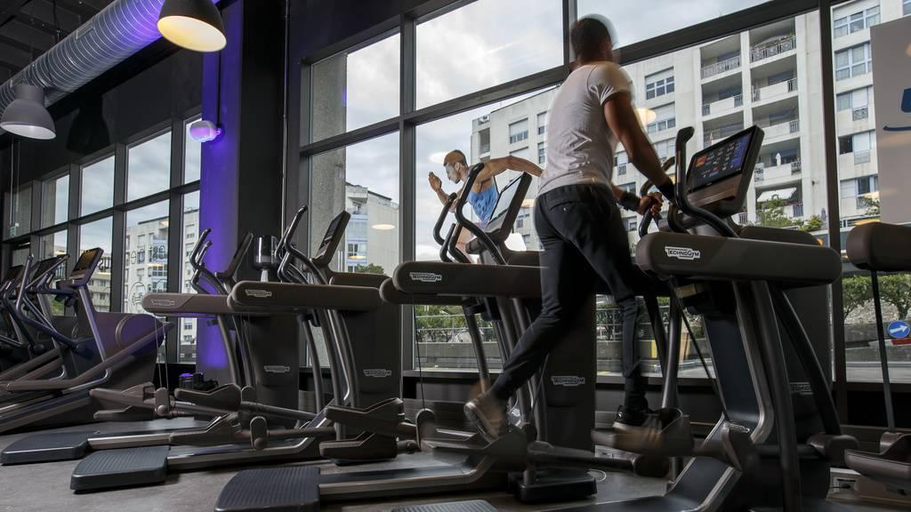 Beim Fitness sparen, führt zu mehr Unfällen