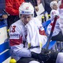 Frust mit Folgen: Die Schweiz (im Bild Nico Hischier) verliert nach dem hauchdünnen Viertelfinal-Aus an der WM in der Slowakei in der Weltrangliste einen Platz