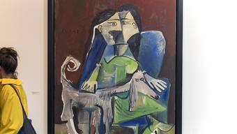 Ob dieser Picasso einen Käufer gefunden hat, ist nicht bekannt. Nicht alle Galerien an der Art Basel kommunizieren ihre Verkäufe.