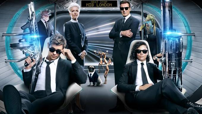 Kinotipp von Alex Oberholzer: Men In Black: International