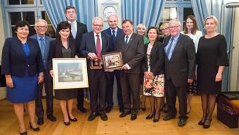 Jubiläum 25 Jahre Städtepartnerschaft Solothurn-Krakau
