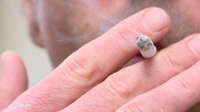 Bundesamt für Gesundheit überrascht mit neuer Anti-Raucher-Kampagne