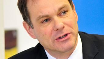 Sozialdirektor Peter Schafer (SP)