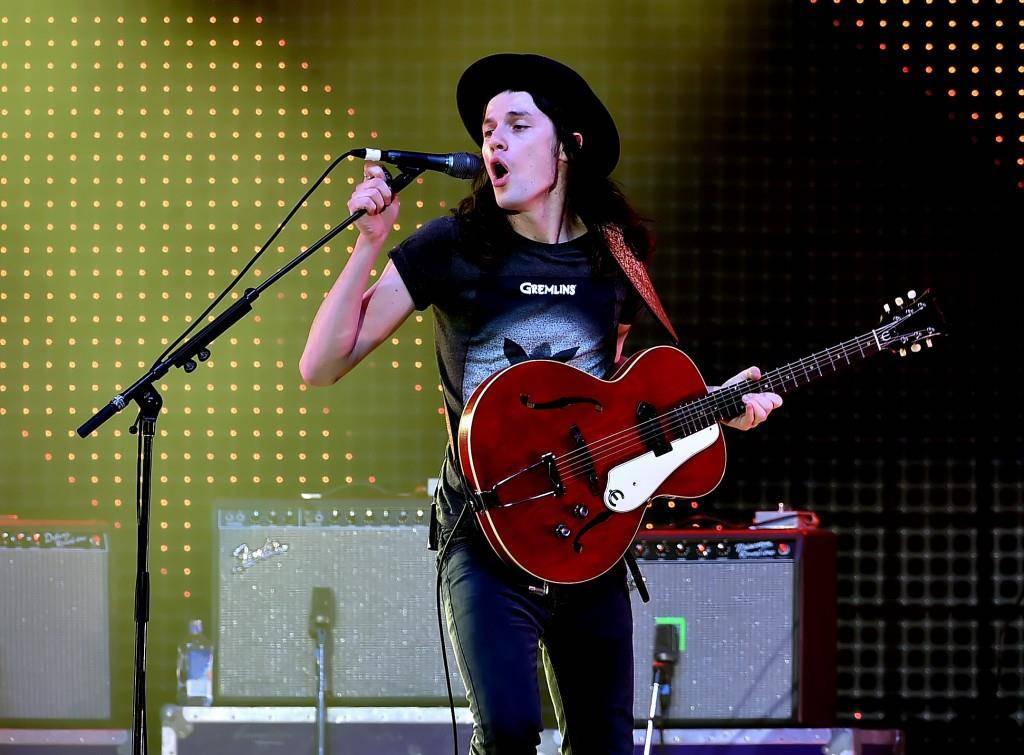 Bester Rocksong, bestes Rock-Album, bester neuer Künstler: James Bay hat drei Chancen auf einen Grammy. (© Getty Images)