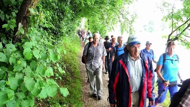 Leserwandern 7. Etappe: Von Solothurn nach Wangen an der Aare – zwischen Industriegeschichte und Biberbauten