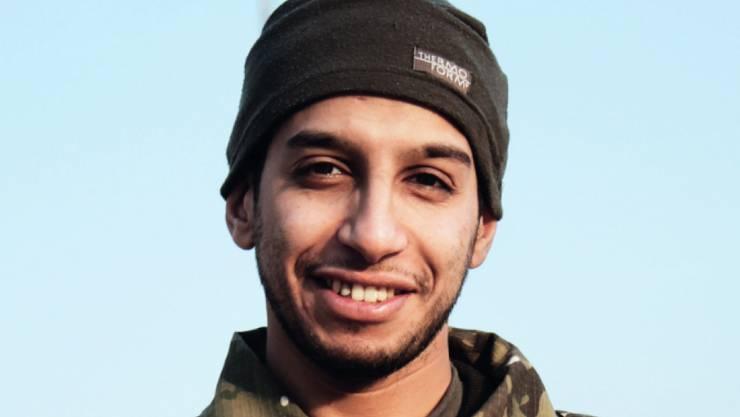 Trotz Haftbefehls nach Grossbritannien eingereist: Abdelhamid Abaaoud, mutmasslicher Drahtzieher der Anschläge in Paris (Archiv)