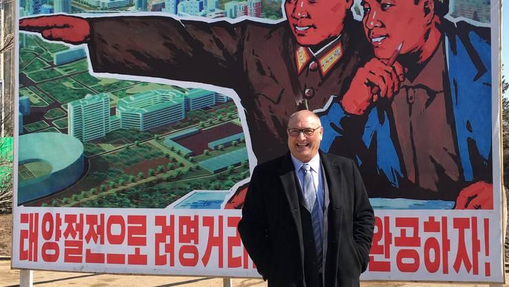 Der Leiter des Deza-Büros ist am 1. März Gast beim «Forum für Zeitzeugen».