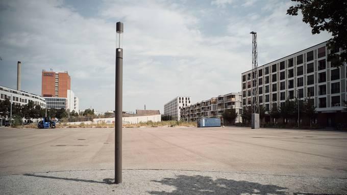 Auf dieser Fläche hätte das «Stadtterminal» realisiert werden sollen.
