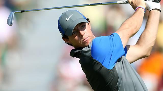 Ein perfekter British-Open-Auftakt für Rory McIlroy