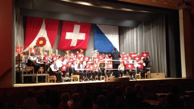 Jahreskonzert Harmonie Birmensdorf
