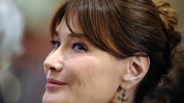 Carla Bruni wünscht sich ein Baby (Archiv)