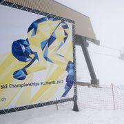 Die alpine Ski-Weltmeisterschaft 2017 in St. Moritz.