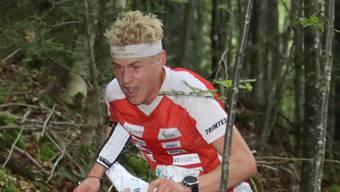 Joey Hadorn feiert auf heimischer Unterlage in Laufen seinen ersten Weltcupsieg