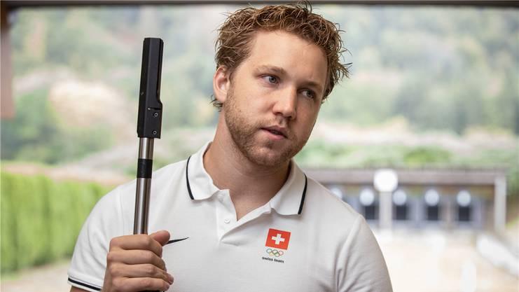 Jan Lochbihler erzielt in Rio einen neuen Weltrekord, seine Karriere startete er einst im Schützenhaus in Balsthal.