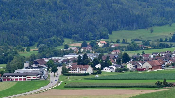 Matzendorf im Naturpark Thal hat Sorgen mit der Ortplanung.