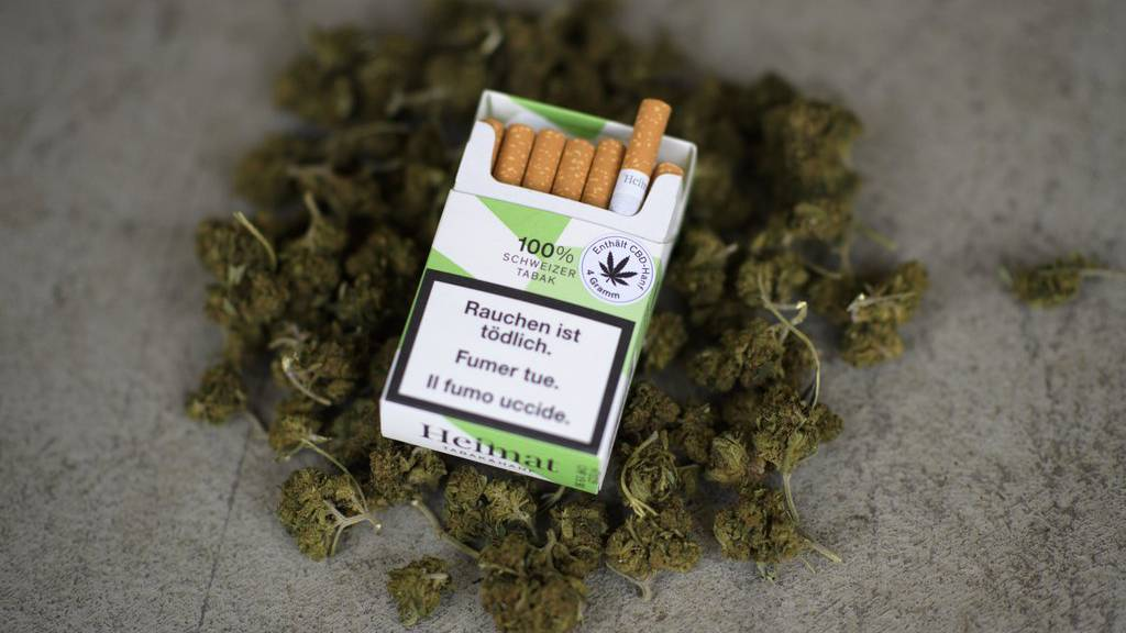 Die CBD-Zigaretten der Marke «Heimat» werden in Steinach hergestellt