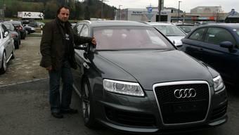 Die SAR Premium Cars AG beim Dintiker Kreisel brach im Mai 2011 zusammen.