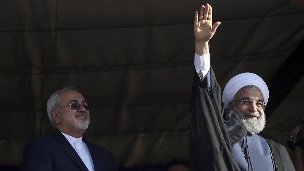 Irans Präsident und Aussenminister können zur Uno