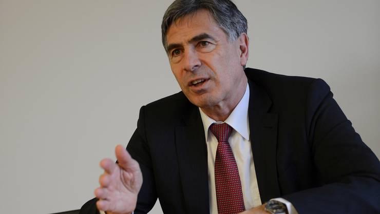 Christoph Eymann kandidiert für den Nationalrat.
