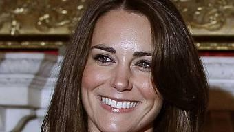 Kate Middleton steht auf eine Creme aus dem Aargau