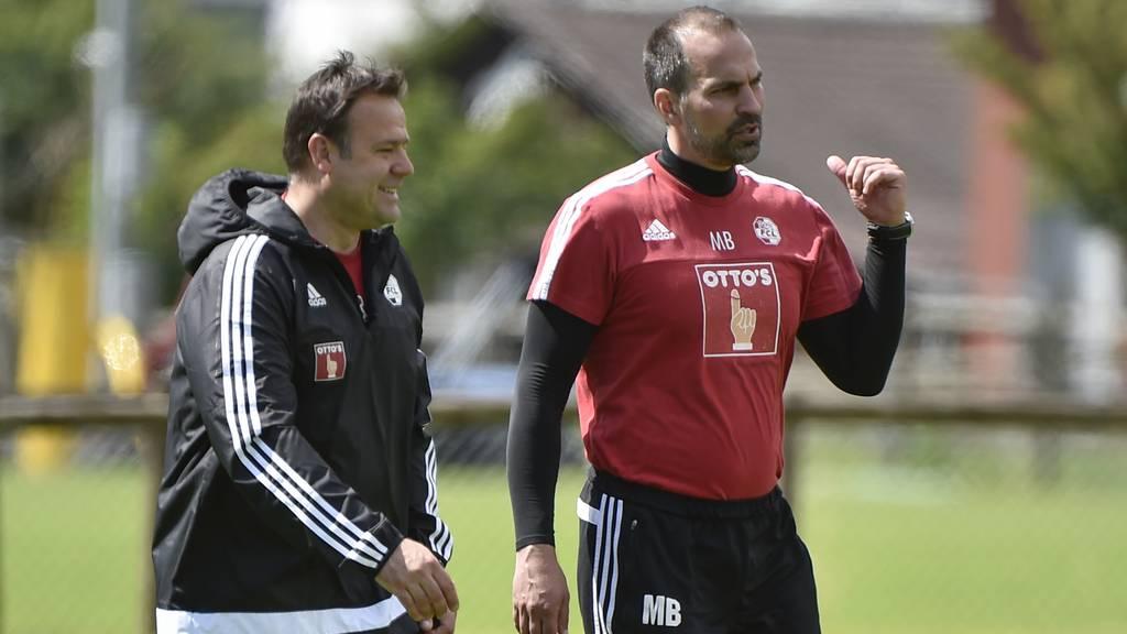 Patrick Rahmen bleibt beim FC Luzern