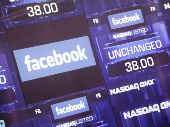 Die Facebook-Aktie geht an der Nasdaq in den Handel