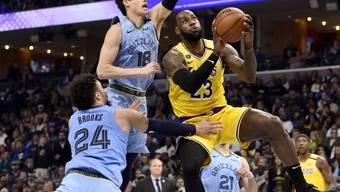 Lockerungen stehen in Aussicht, aber das bekannte Basketball in der NBA ist wohl noch länger kein Thema