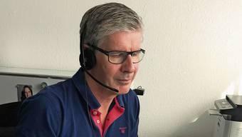 NAB-CEO Roland Herrmann arbeitet seit einer Woche von zu Hause – als Vorsichtsmassnahme.