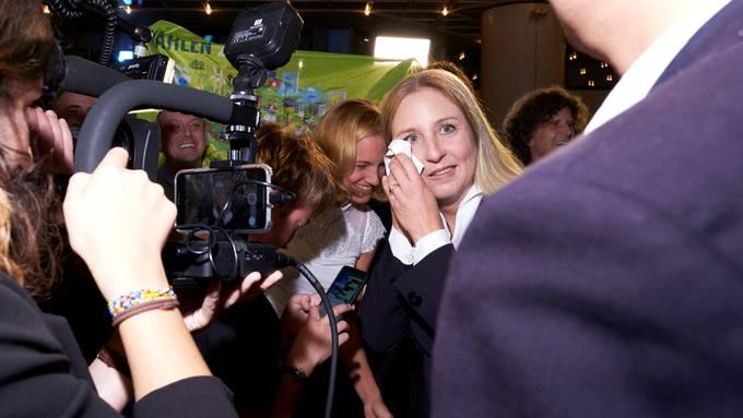 Katja Christ, die neue Nationalrätin der Grünliberalen Basel-Stadt.