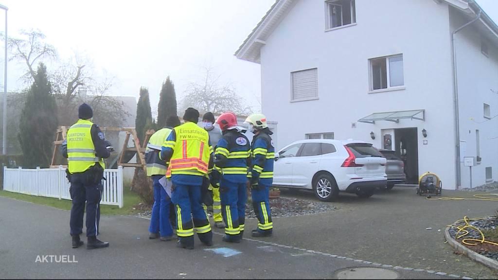 Wegen defekter Gasheizung in Othmarsingen: Familie musste ins Spital