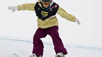 Sina Candrian feierte in Stratton Mountain ihren bislang grössten Erfolg