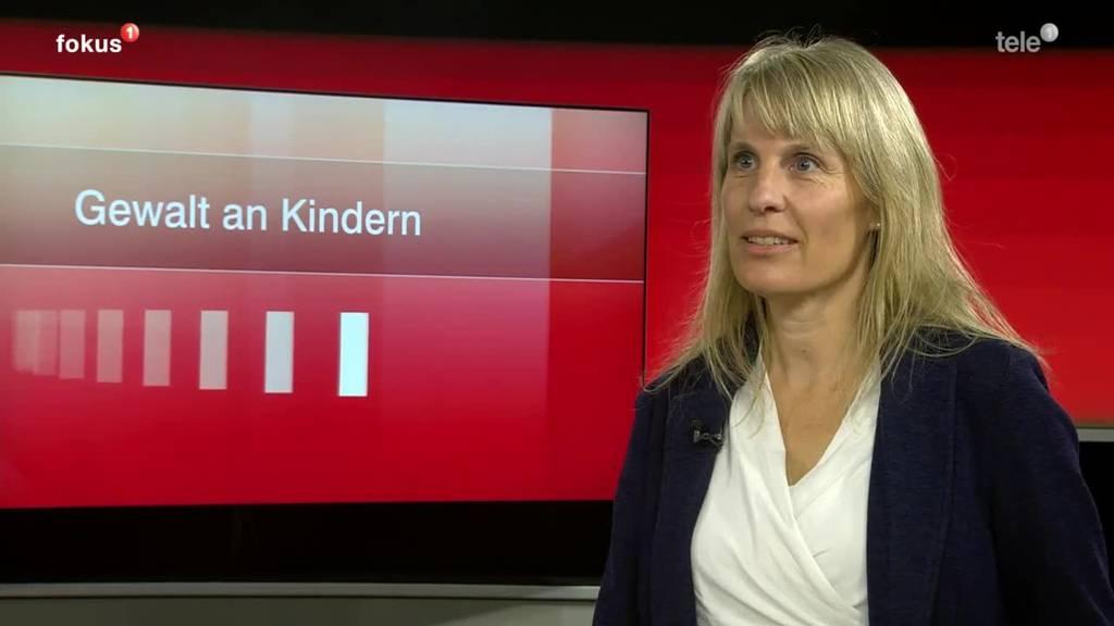 Regula Bernhard Hug, Leiterin der Geschäftsstelle Kinderschutz Schweiz