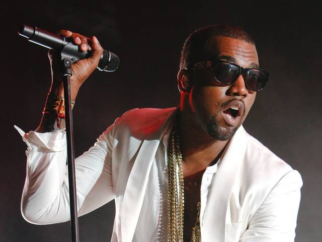 Kanye West  und Jay-Z (feat. La Roux) mit «That's My Bitch»