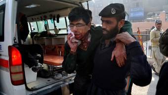 Überfall auf Militärschule in Pakistan