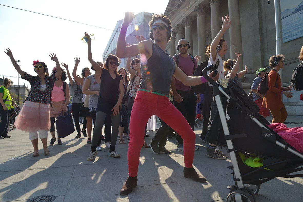 Let's dance in St.Gallen (Bild: PD)