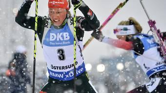 Laura Dahlmeier beendet ihre Biathlon-Karriere bereits mit 25