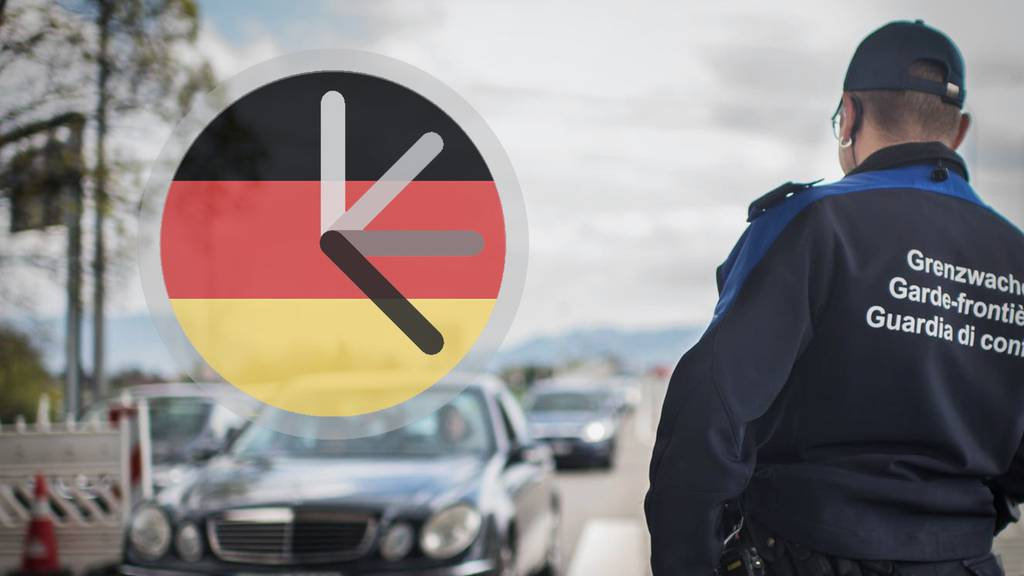 24h-Aufenthalt: Deutsche freuen sich auf die Schweiz